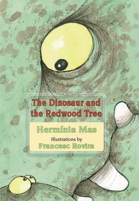 The dinosaur and the redwood tree.